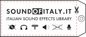 Sound of Italy – Italian sound effects library