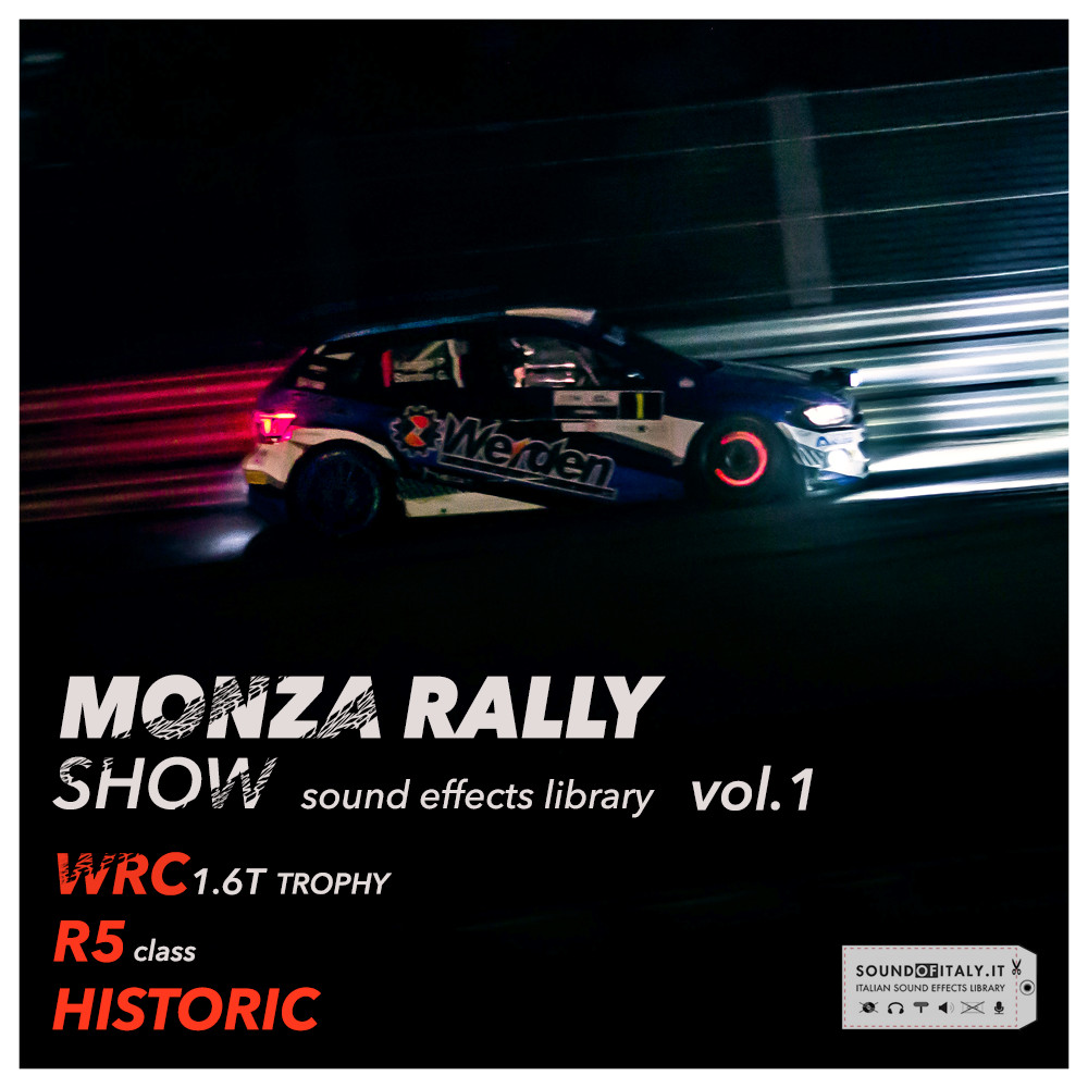 Rally cars sound effects
