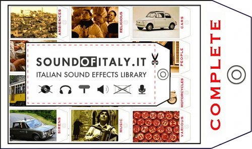 Sound of Italy - Complete 4