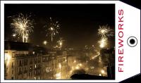 Fireworks free sound effect