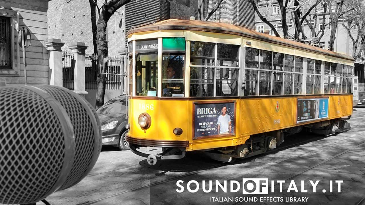 Sound of Italy - Italian sound effects library